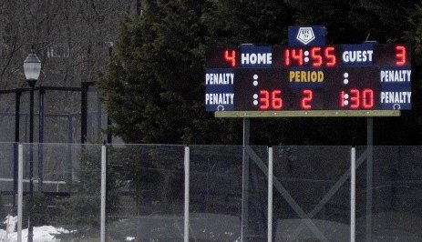 Hockey Scoreboard